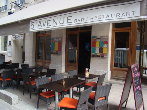 Restaurant 5th Avenue à Bordeaux